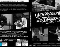 Underground Footsteps - DVD
