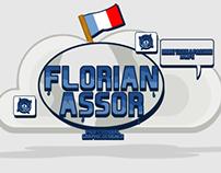 Florian ASSOR Branding Picture