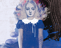 The New York Times Book Review Blue Girl