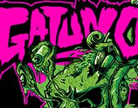 Gatuno stickers
