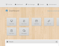 Catalog admin panel