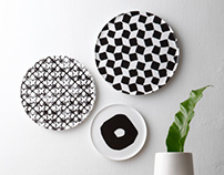 Emptiness Plate x Paola Navone