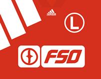 Legia Warszawa Shirt Wallpapers