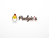 Pudgie's naked chicken