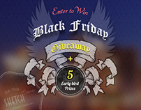 Sketch Themes Black Friday 2013 Giveaway