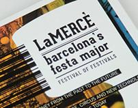 La Mercè. Festival de festivals