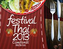 Festival Thai 2013 Comfandi