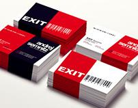exit services - rebranding