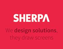 Sherpa's website