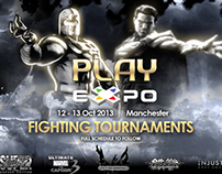 Play Expo 2013 Fighters Promo