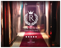 The Royal Luxury Palace Hotel Showcase