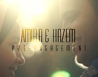 Amira and Hazem Pre-Engagement (Funny Documentary)