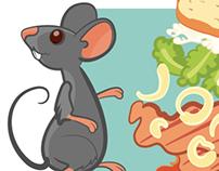 La fiesta de los ratones.
