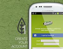 Respect Green App