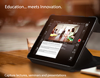 Education... meets Innovation Advertisement