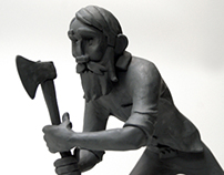 Hanz: Character Maquette