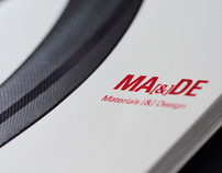 Ma&De Catalogue 2011
