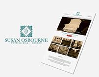 Vintage Furniture Store - Web Design