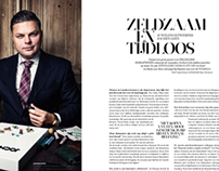 Interview Chapeau Magazine