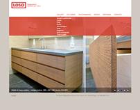 LOSA Falegnameria – website