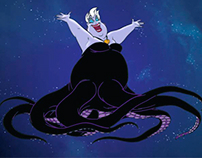 "Disney's ""The Little Mermaid"" Ursula"