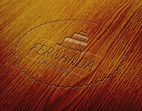 Fernanda Cake Factory [brand identity]