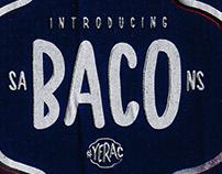 Baco Sans Typeface for @BirlikteGuzel #YerAC