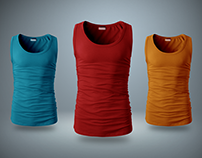 Tank Top Mockup (Men / Women)