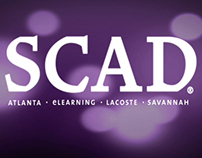 SCAD Motion Graphics / Video Projects
