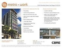 Metro Work