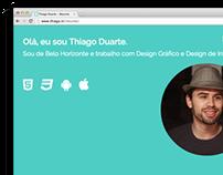 Thiago Duarte - Personal Resume