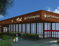 Petfood Express Store Design