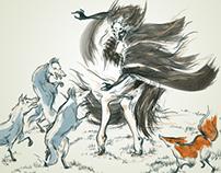 Allerleirauh – a fairy tale