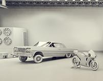 Enviroment Garage