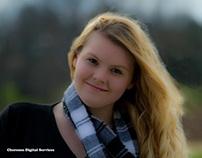 Kelsey - Senior Portraits 2014