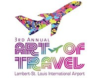 Lambert - St. Louis Intnl Airport / Art of Travel