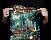 Kós Károly poster design