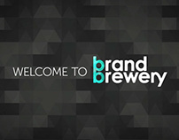 Brand Brewery Website Video