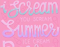 Summer Party | Adobe Live Photoshop Creative Challenge