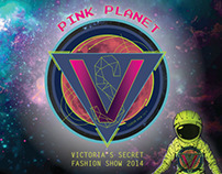 Victoria's Secret Fashion Show Concept 'PINK Planet'