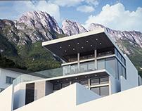 Pabellón Casa GS