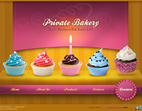 Private Bakery HTML5 Template