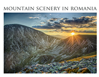 Mountain Scenery In Romania, part I