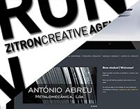 Web Design & Code | www.aametalomacanica.com