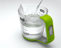 SmartMeasure - Digital Measuring Cup