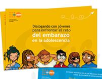 Material gráfico para SWOP 2013 UNFPA El Salvador