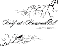 Event Design | Maleficent's Masquerade Ball