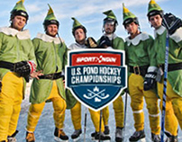 US POND HOCKEY
