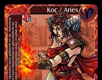Astrology Themed Card Game (2003)