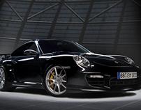 Porsche Print Ads